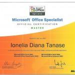 Tanase Diana - MOS Master