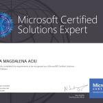 MIRELA MAGDALENA ACIU - Expert Data Platform